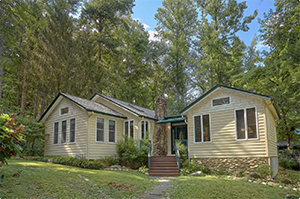 quiet time cabins usa